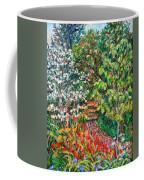 Fun With Peggys Garden Coffee Mug