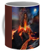 Pele - Volcano Goddess Coffee Mug