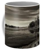 Pelican Bay Morning - Yellowstone Coffee Mug