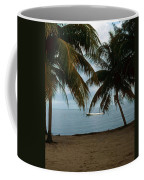 Pelican Beach Belize Coffee Mug