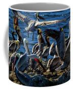 Pelican Fiesta Coffee Mug