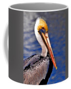 Pelican Head Shot Coffee Mug