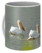 Pelican In Colorado Coffee Mug