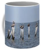 Pelican Parliament Coffee Mug