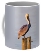 Pelican Perch Coffee Mug