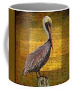 Pelican Poetry Coffee Mug