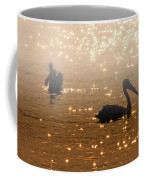Pelican Sunrise Coffee Mug