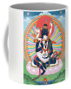 Pema Heruka Guhya Jnana Dakini Coffee Mug
