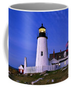 Pemaquid Point Lighthouse Maine Coffee Mug