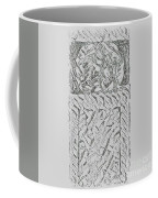 Pencil  Drawing Digital Image   Coffee Mug