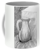 Pencil Pitcher Coffee Mug