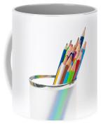 Pencils Coffee Mug