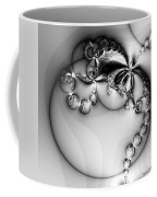 Pendant In Silver Coffee Mug