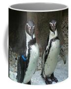 Penguin Duo Coffee Mug