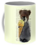 Penguin Ice Cream Coffee Mug