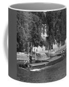 Peniche On River Seine Coffee Mug