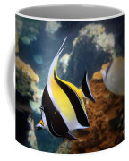 Pennant Coralfish Coffee Mug