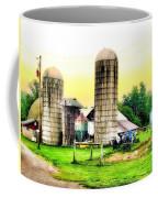 Pennsylvania Farming  Coffee Mug