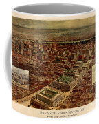 Pennsylvania Station 1910 Coffee Mug