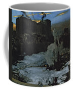 Pennsylvania Station Excavation Coffee Mug