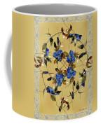Penny Postcard Silk-stitched Coffee Mug
