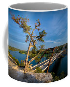 Pennybacker Bridge 2 Coffee Mug