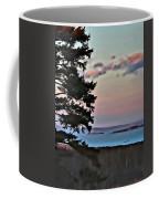 Penobscot Bay At Dusk Coffee Mug