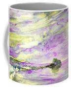 Penon De Ifach In Calpe 02 Coffee Mug
