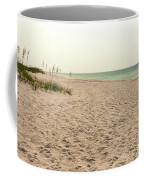 Pensacola Beach 2 Panorama - Pensacola Florida Coffee Mug