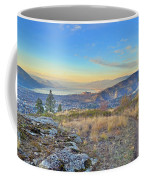 Penticton In The Distance Coffee Mug