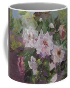 Peonies Coffee Mug