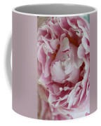Peony Close Up Coffee Mug