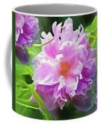 Peony Cluster 7 Coffee Mug