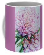 Peony Pink Parfait  Coffee Mug