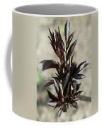 Peony Sprouts Coffee Mug