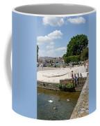 People Enjoying The Stratford Sunshine Coffee Mug