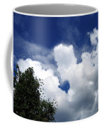 People In The Clouds Coffee Mug