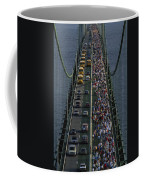 People Participating In The Annual Coffee Mug by Phil Schermeister