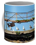 People Watchers Coffee Mug