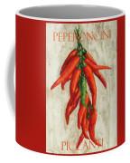 Peperoncini Piccanti Coffee Mug