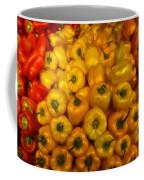 Pepper Colors Coffee Mug
