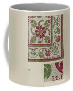 Pepperberry Quilt Coffee Mug