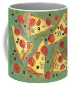 Pepperoni Pizza Coffee Mug