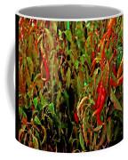 Peppers - Red Coffee Mug