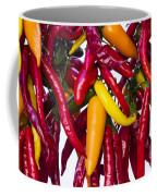 Peppers - Farmers Market - Madison - Wisconsin Coffee Mug
