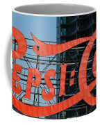 Pepsi-cola Coffee Mug