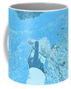Perch Blue Coffee Mug