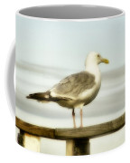 Perch By The Water Coffee Mug