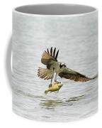 Perch On The Run 2 Coffee Mug