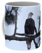 Perched And Proud  Coffee Mug